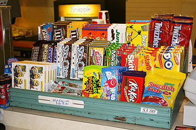 Concessions Snack Bar